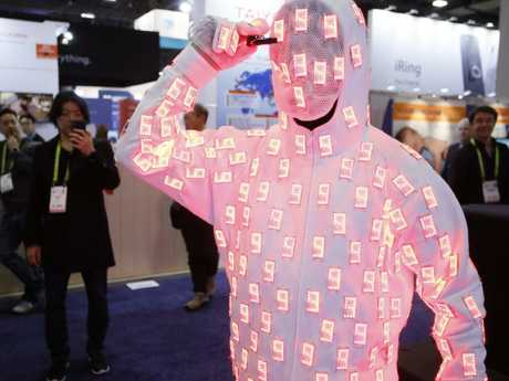 The CES showcases the latest innovation in consumer electronic technology and products. Picture: ces.tech