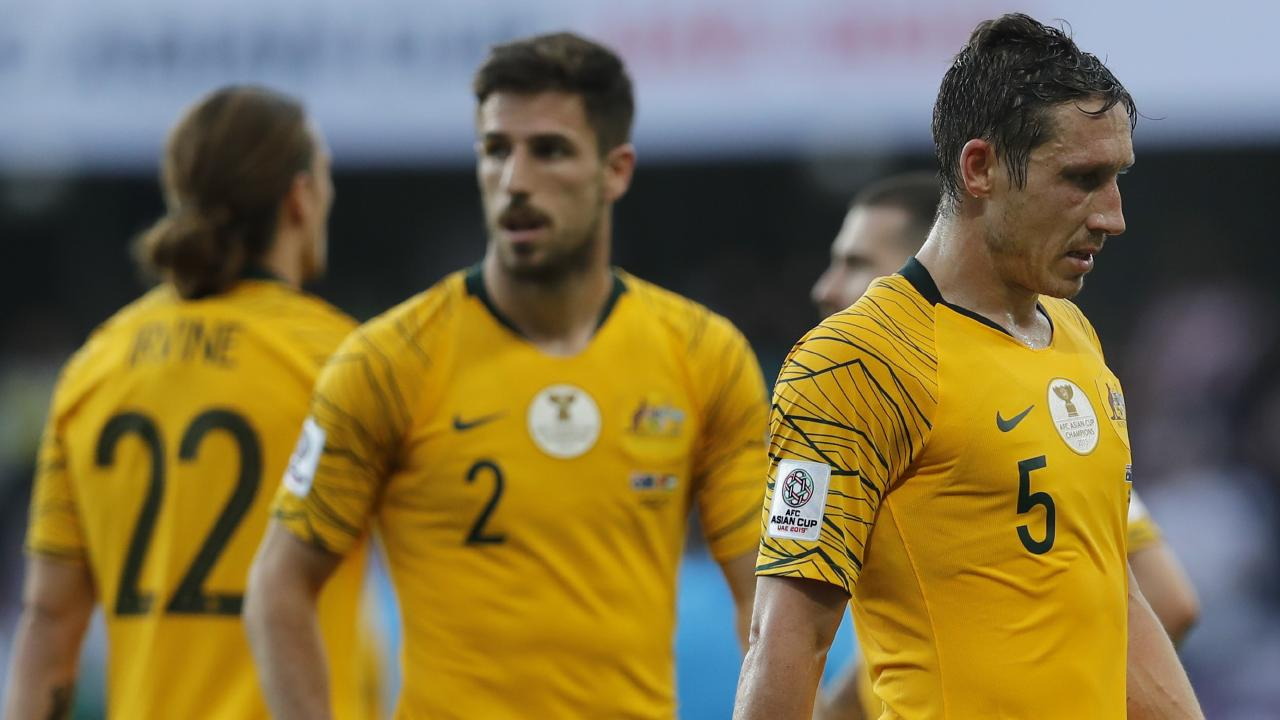 Jordan's coach has slammed Graham Arnold and the Socceroos for writing off their opponents.