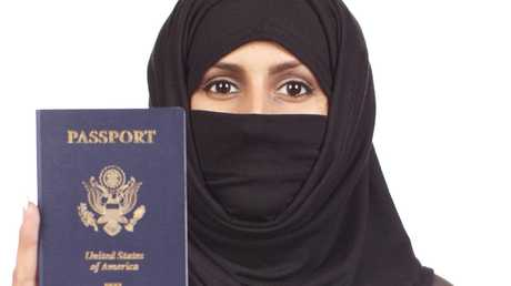 Many Saudi Arabian women have attempted to flee the country, escaping abusive or restrictive conditions. Picture: Supplied