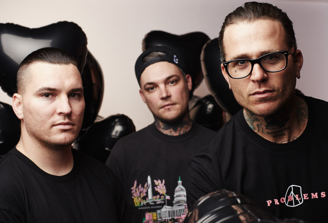 Did The Amity Affliction have a right to single out Trump supporters at a US show?