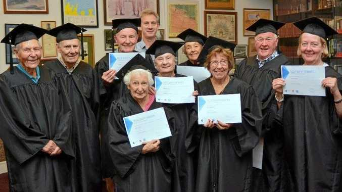 The Twin Towns latest Tech Savvy Seniors graduates from ACE Community Colleges.