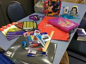 Back to school packs on offer for Whitsunday students