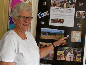 Life-changing experience ahead for Burnett nurse