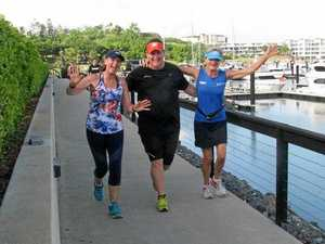 New year's resolutions pay off for parkrun crew
