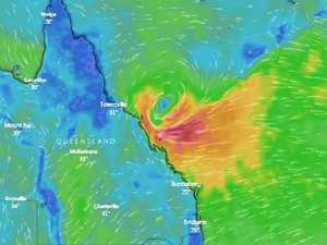BOM meteorologist says worst of the weather will hit today