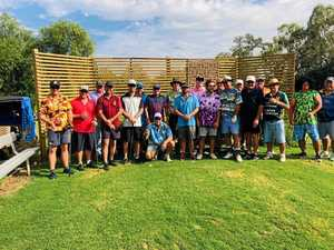 Fatties take the win at legendary golf day