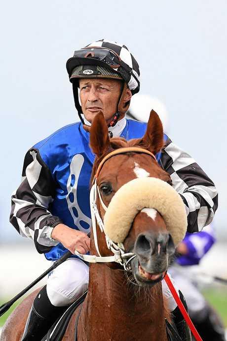 Jockey Damian Browne.