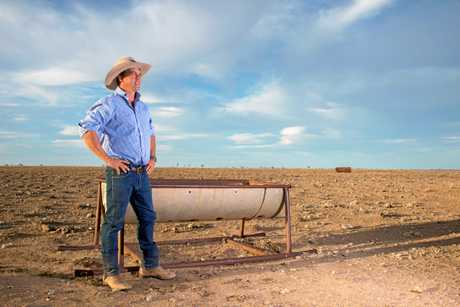 As well as the solar farm, Mr Walker also runs a tourism business with his family on the family station Camden Park Station and has developed an online software program for farmers.