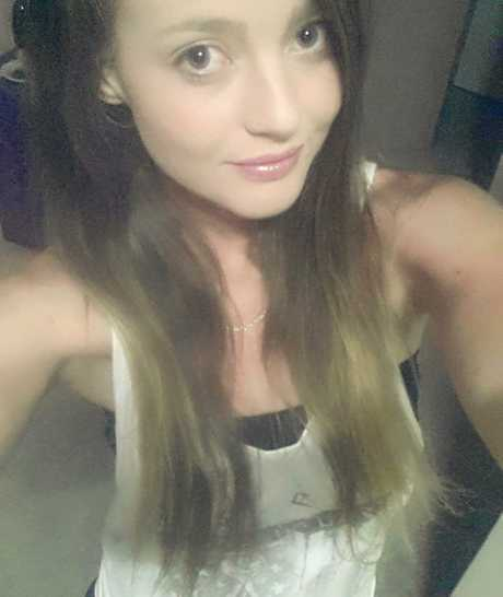 Young mother Zoe Maree Hatch was charged with public nuisance and drink driving after a fight with her own mother spilled from their Beerwah home into the streets.