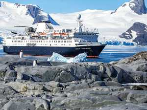 Once in a lifetime Antarctic adventures taken to new level