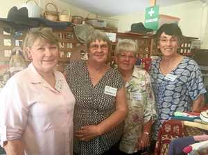 Driven community group re-opens op-shop to help charities