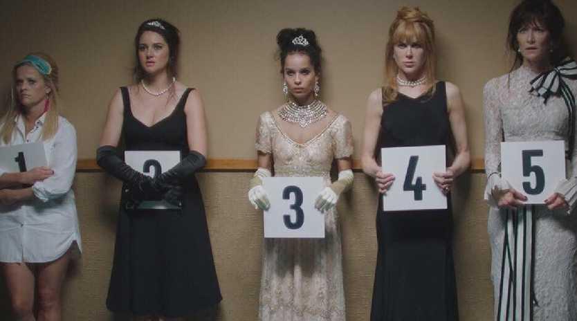 A sneak peek of Big Little Lies 2. Picture: Twitter/HBO