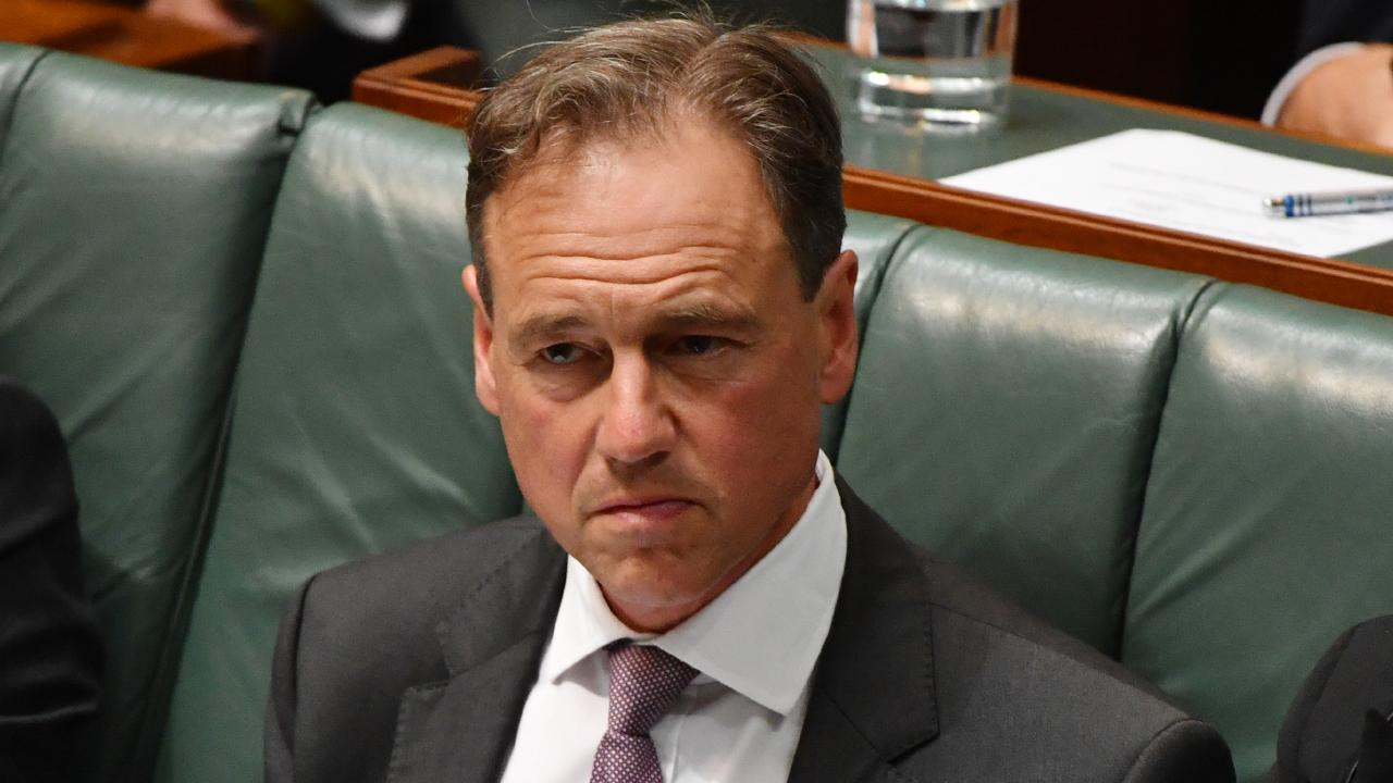 Health Minister Greg Hunt is committed to supporting an issue that is close to his heart. Picture: AAP Image/Mick Tsikas