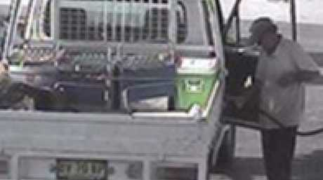 Police released an image of the vehicle used by Gino Stocco and Mark Stocco while they were on the run.