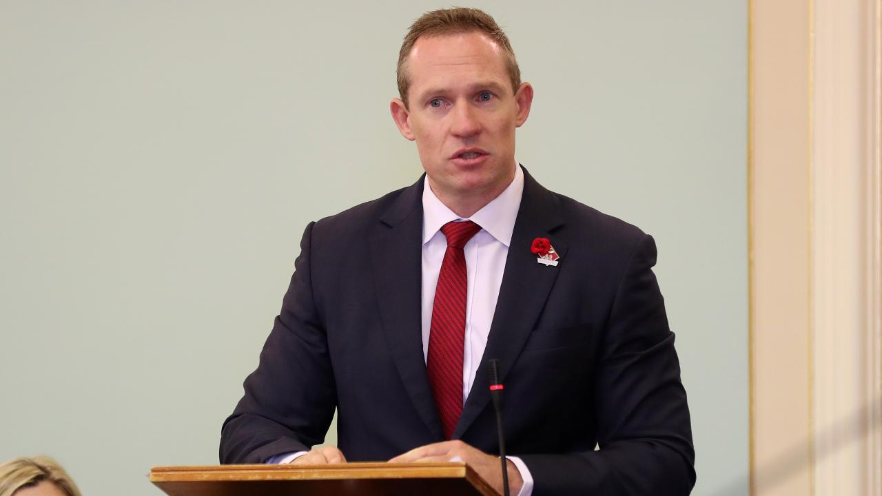 Housing Minister Mick de Brenni slammed the industry. Picture: Liam Kidston
