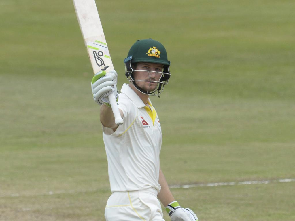 Fresh off his suspension for ball-tampering, Cameron Bancroft would be one of the biggest gambles selectors could take. Picture: Getty