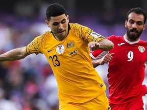 Socceroos face nervous wait as scans confirm the worst