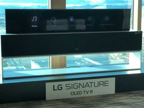 On the far right, you can see LG has created a new Dashboard page to keep track of all the connect devices that can interact with the TV.