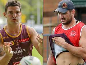 Bulked up: Gillett's two-month physical transformation