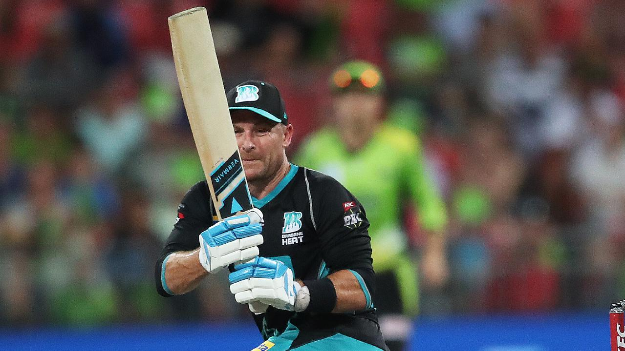 Brendon McCullum was in fine form on Tuesday night. Picture. Phil Hillyard
