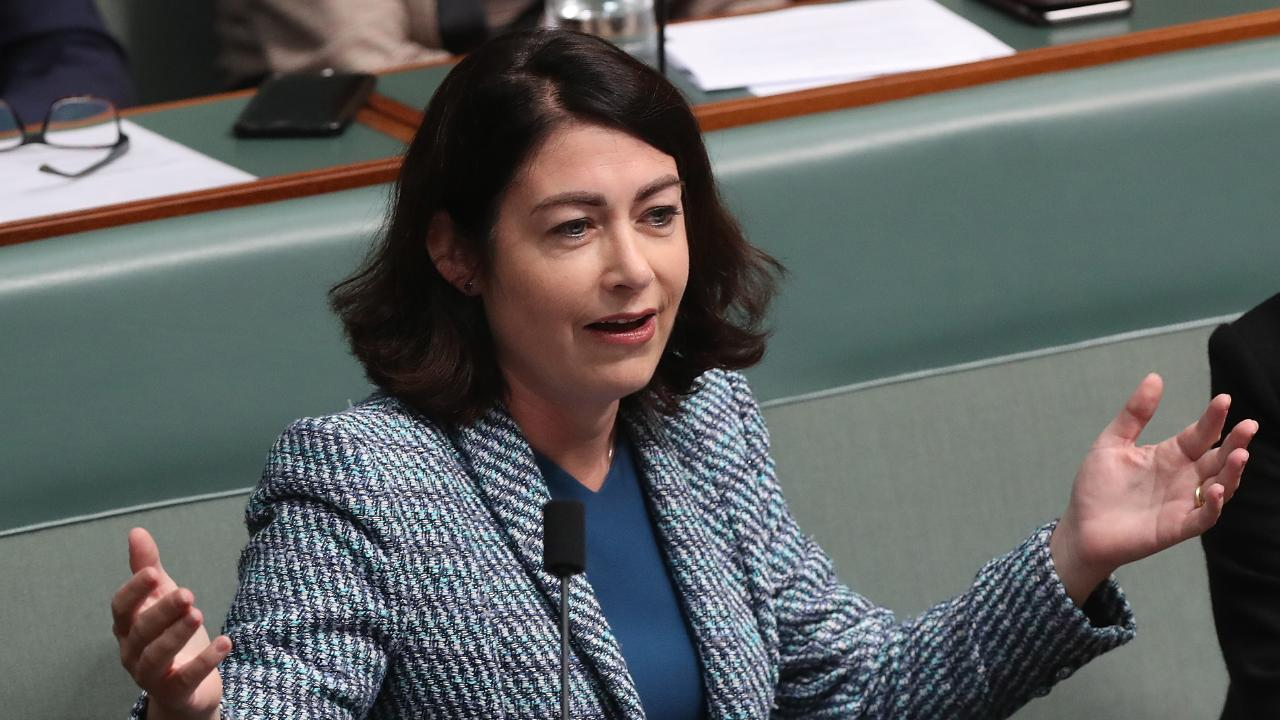 Terri Butler has outlined her party's plans in a strong opinion piece today. Picture: Kym Smith