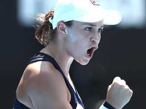 Barty's Open warning: 'I'm ready'