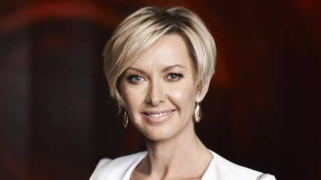 Deborah Knight, who will co-host the Today show on Channel 9 as part of a female double team.