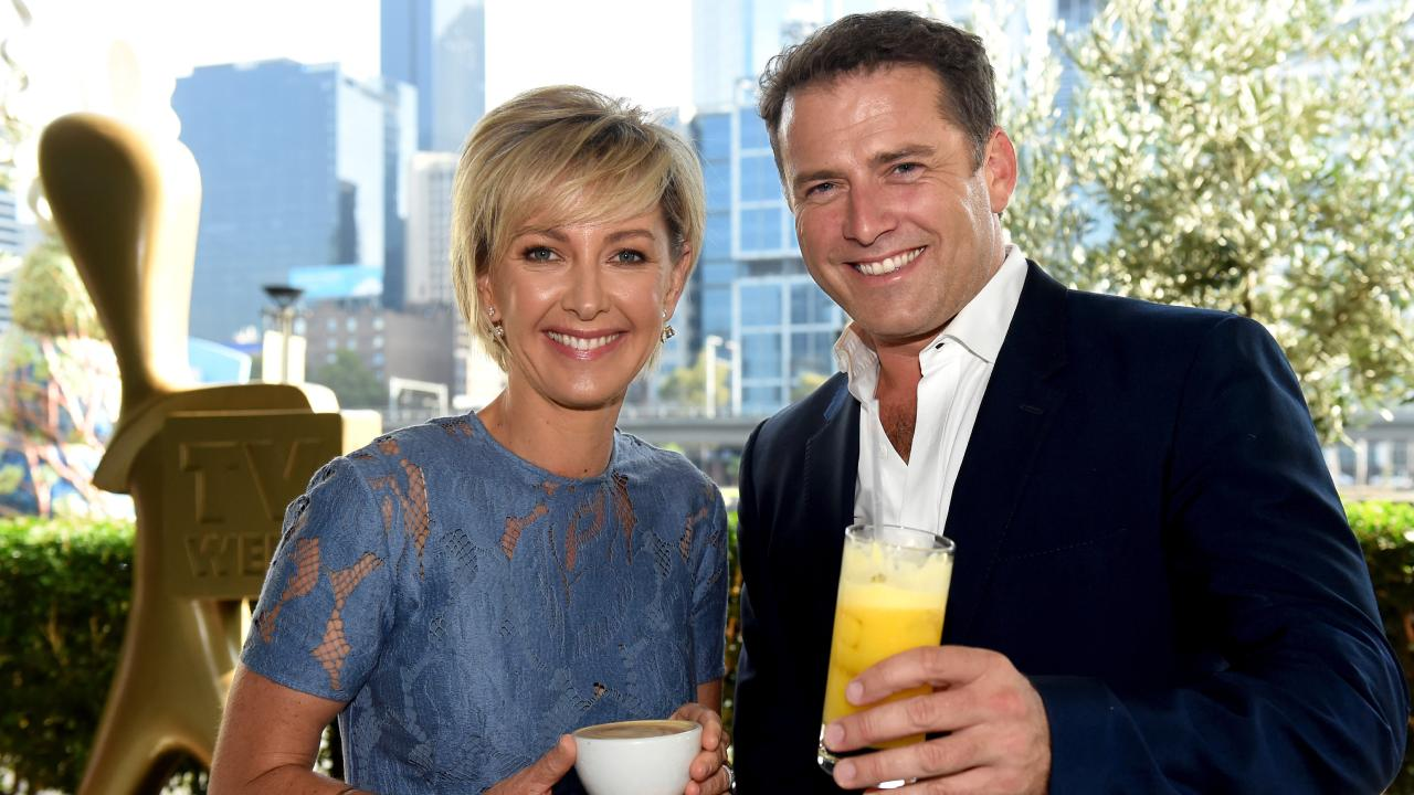 While Deborah Knight would've taken the co-host role when Lisa Wilkinson left, she wasn't super keen, it's been said — potentially because it would've meant working with Karl Stefanovic. Picture: Kylie Else