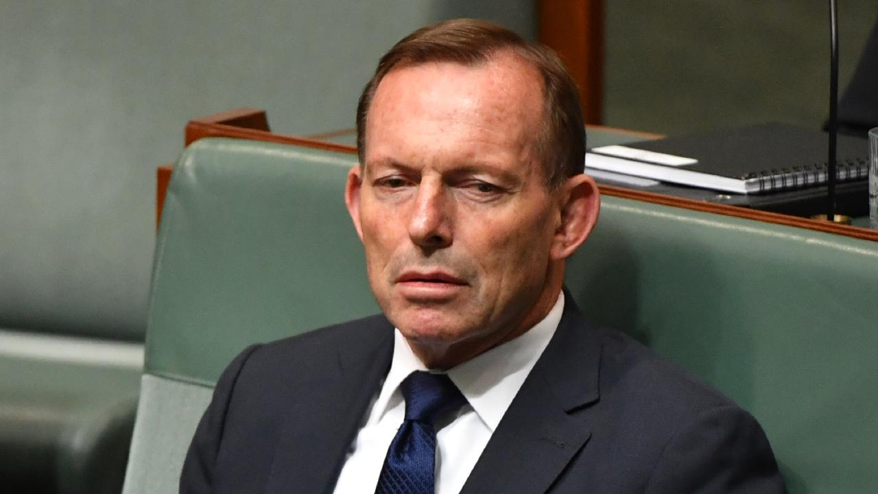 "On Tuesday, Liberal MP Tony Abbott tweeted, ""People on unemployment benefits are supposed to be looking for work. Applying for one job a day is hardly unreasonable. These proposed changes show Labor is now the welfare class party not the working class one."" Picture: AAP/Mick Tsikas"