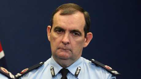 Road Policing Command Assistant Commissioner Mike Keating.