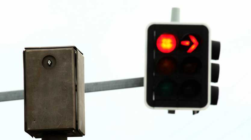 Red Light Speed cameras on the Gold Coast have raised over $6.8 million in the last 12 months