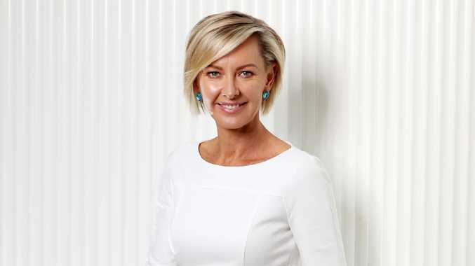 Deborah Knight is the new co-host of Today — but she wasn't the first choice. Picture: Nigel Hallett