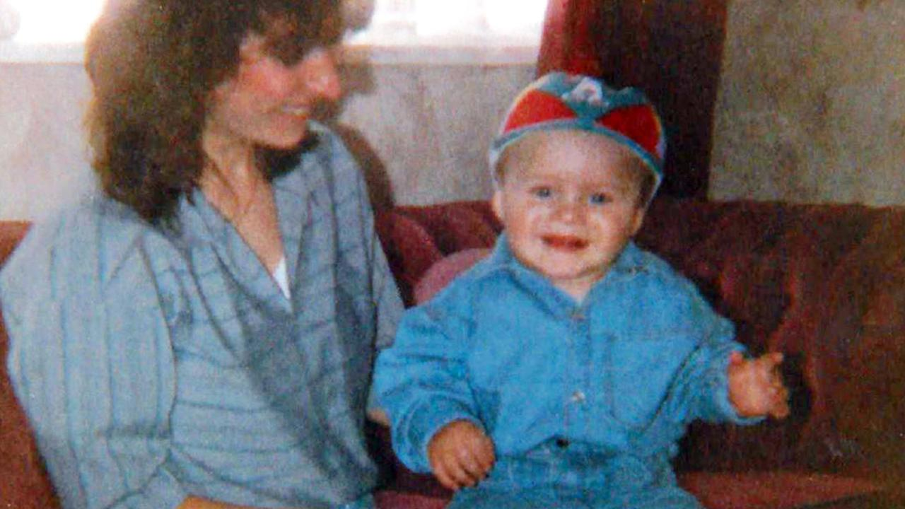 James Bulger with mum Denise in happier times. Picture: Bonnier Publishing