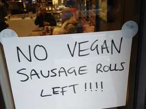 Why is a vegan sausage roll so controversial?