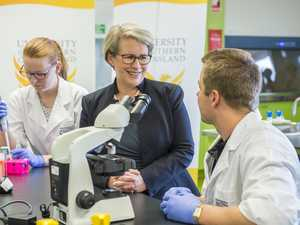 USQ Vice-Chancellor reveals plans for the year ahead