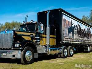 Want to own your own Smokey and the Bandit replica truck?