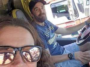 NSW truckie sheds 60kg, turns life around