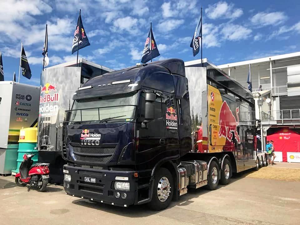 Trucking powers motorsport | Big Rigs