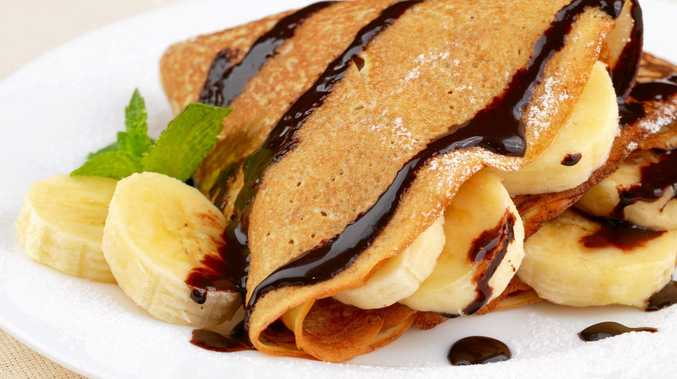 Crepes a great way to give kids cooking skills