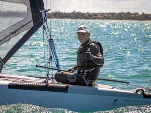 World champion Landenberger sails clear in votes tally