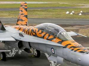 RAAF's historic flight grounded ... what a fizzer