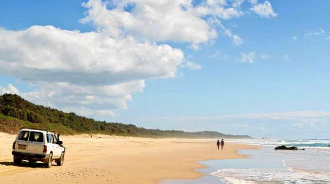 Do you support driving on local beaches?