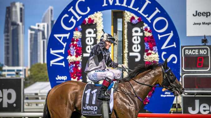 2017Magic Millions Two-Year-Old Classic winner Houtzen.