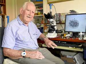 WATCH: Bay scientist makes 40 world-first discoveries