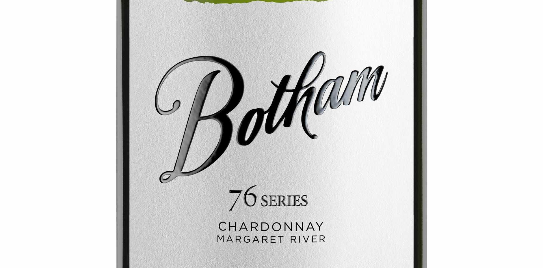 Botham series chardonnay.