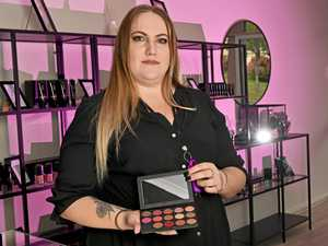 Feel beautiful at city's newest cosmetics store