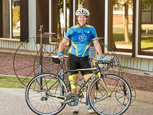 Olympian brings Cycling Queensland program to Rocky