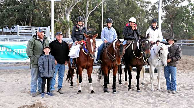 SIGN UP: Stanthorpe's state of the art campdraft facilities will see plenty of action come February 3.