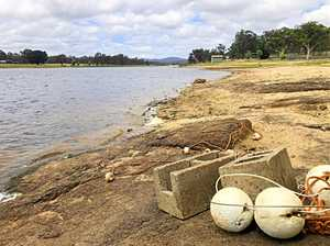 DRYING OUT: Stanthorpe could run out of water in 12 months