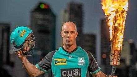 BUNDY BOUND: Chris Lynn is coming to Bundaberg in March.
